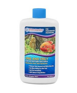 ONE & ONLY Live Nitrifying Bacteria